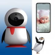 Видеоняня BabySmile Пингви P35