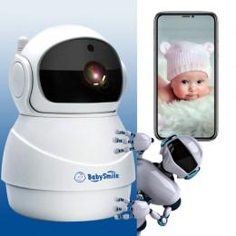 Видеоняня BabySmile Robot